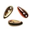 Preciosa Chilli Beads 4X11mm California Golden Rush